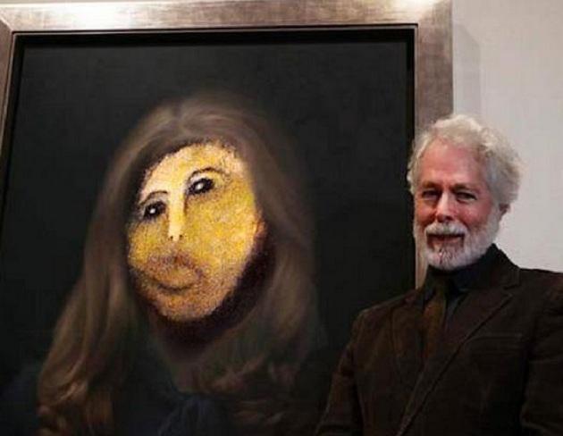El retrato hecho meme | Vista en ABC News