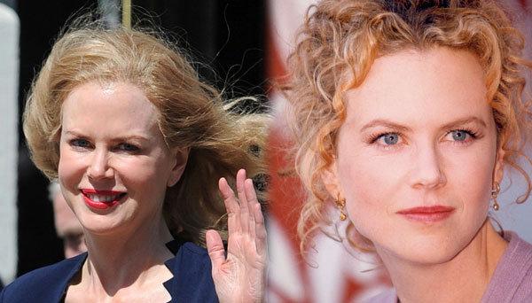 Nicole ahora y antes | Gtres