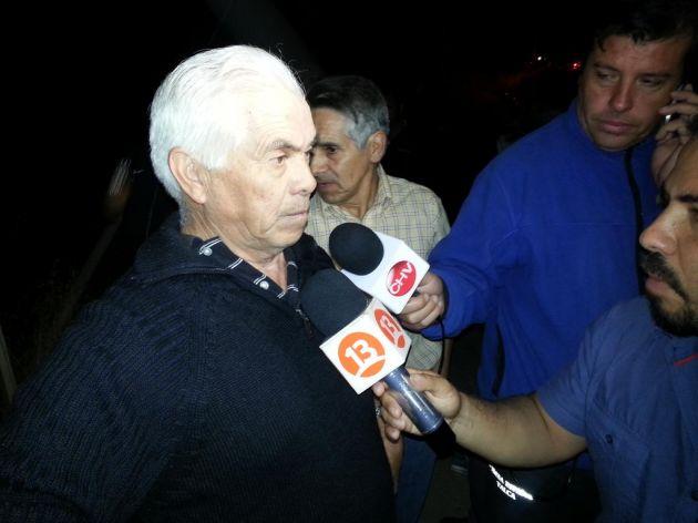 Guillermo Romero, afectado | Luis Cabello (RBB)