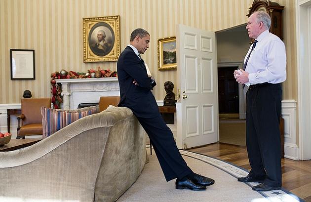 Pete Souza | Casa Blanca