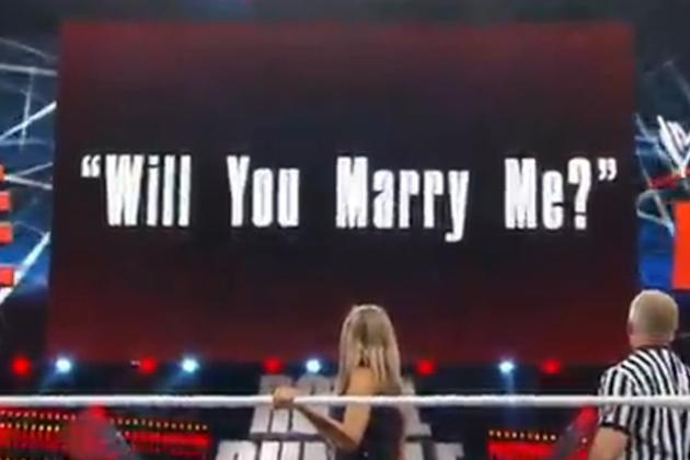 La propuesta | WWE