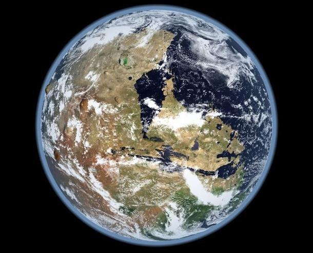 Marte según Kevin Gill  | Kevin Gill (CC)