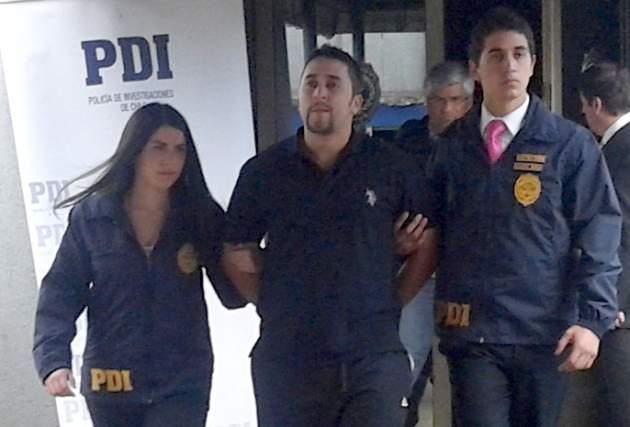 Cuartel de la PDI | Andrés Pino (RBB)