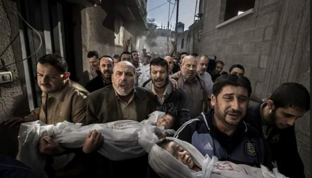 Paul Hansen | WORLD PRESS PHOTO OF THE YEAR 2012