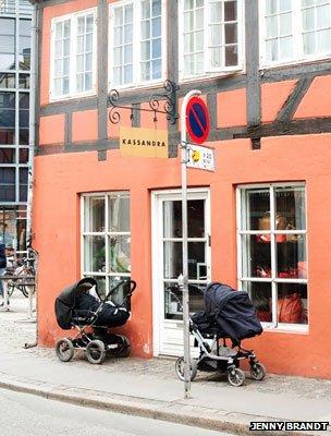 Cafés en Copenhaguen | BBC