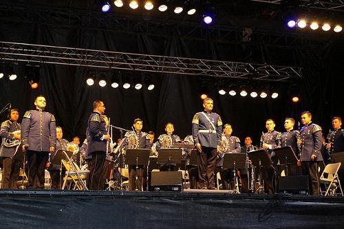Banda del Ejército de Chile