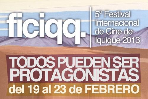 Festival de Cine de Iquique 2013