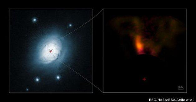 Composición de HD100546 | ESO