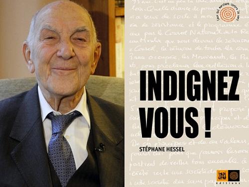 ¡Indígnaos!, Sthephane Hessel