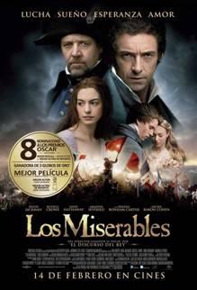 Los Miserables (afiche)