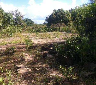 Restos del Leprosario, Isla de Pascua