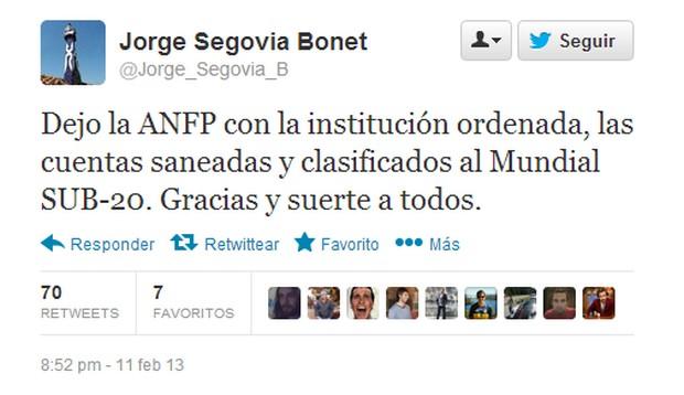 Jorge Segovia en Twitter | @Jorge_Segovia_B
