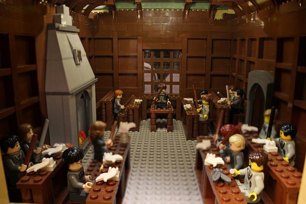 Lego Hogwarts (c)