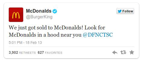Burger King | @burgerking