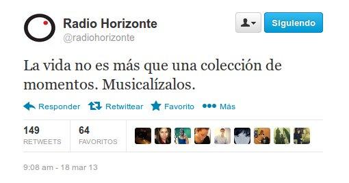 @radiohorizonte