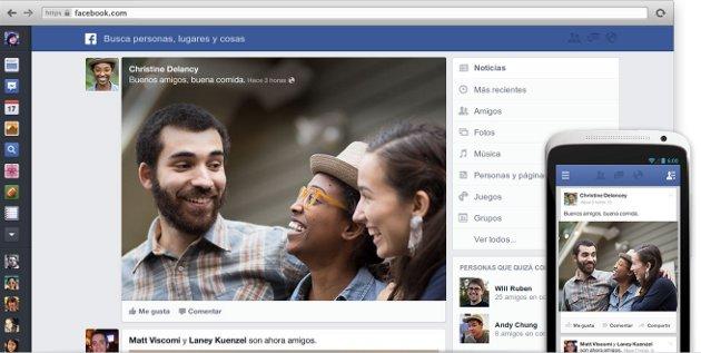 El nuevo News Feed | Facebook