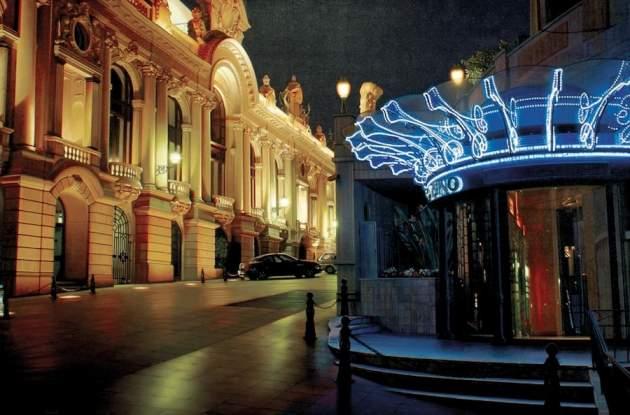 Robert Gniewek (El casino de Mónaco)