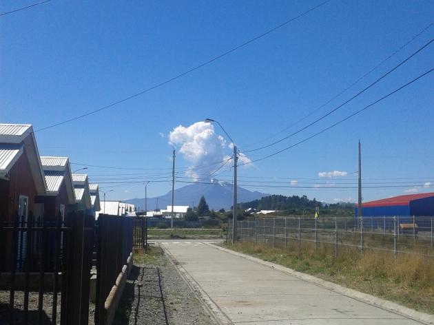 Volcán calbuco y su engañosa nube | Diego Vera