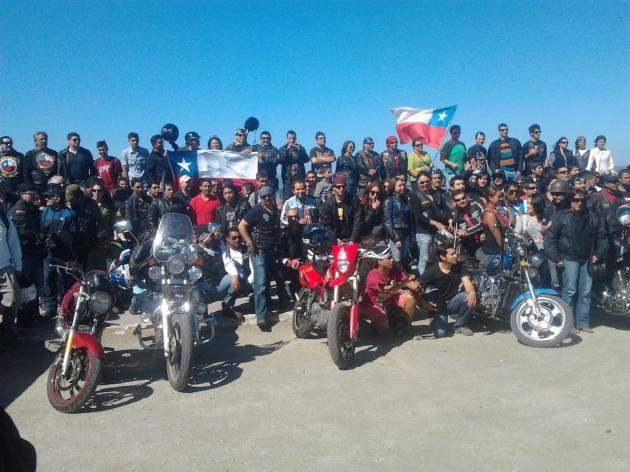 Día Nacional del Motociclista | Rafael Osorio