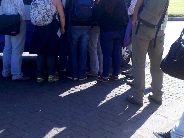Falta de Locomoción en Campus Norte UC Temuco | Estudiante UC Temuco
