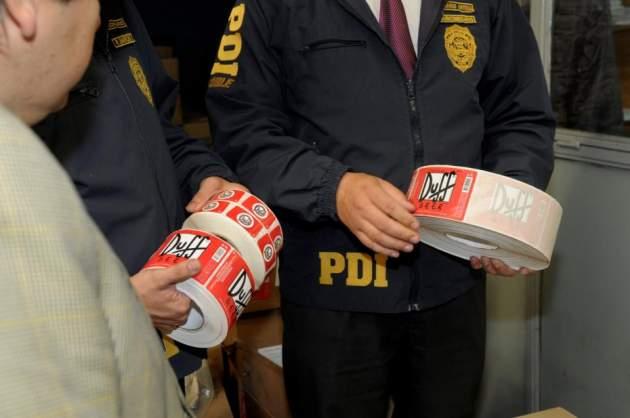 Policía de Investigaciones | Facebook