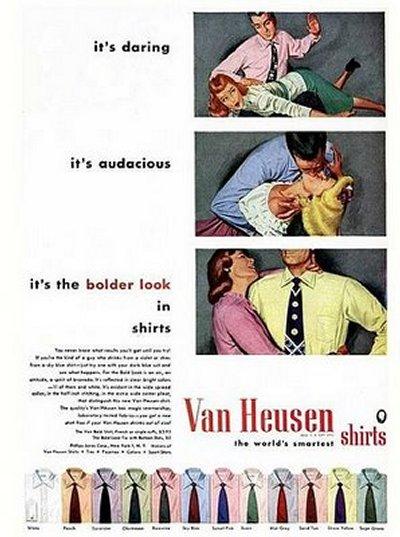 Camisas Van Heusen