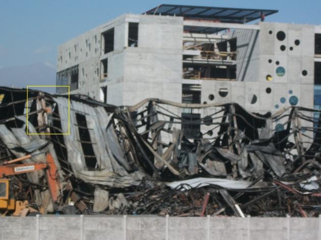 Condiciones para remoción de escombros | Carlos Carvajal Miranda