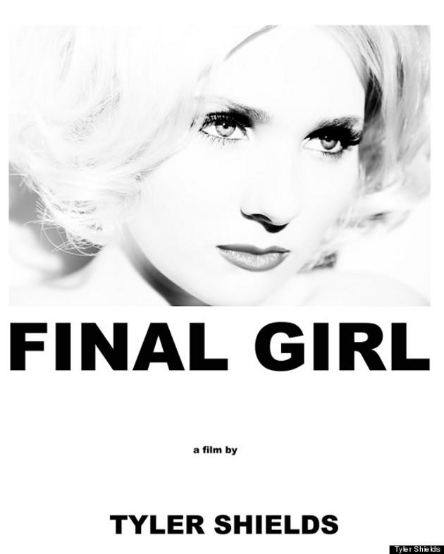 Afiche de Final Girl
