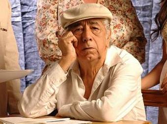 """Franklin Caicedo en """"El cartero de Neruda"""""""