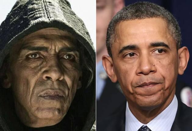 Ouazanni y Obama