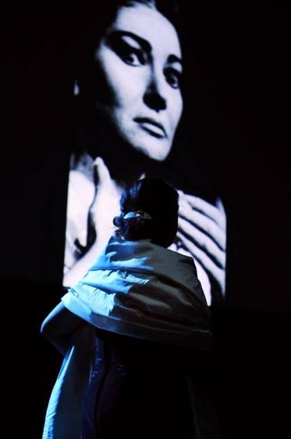 María versus Callas | Crédito: Jorge Sánchez