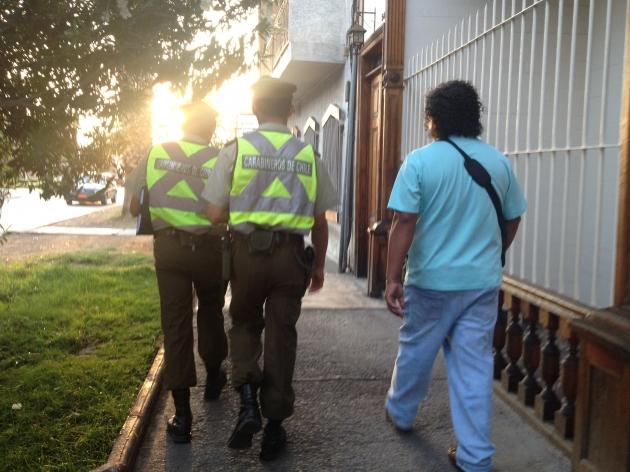 Voluntarios de O.R.C.A detienen a traficante de animales en veda | Matias Arroyo