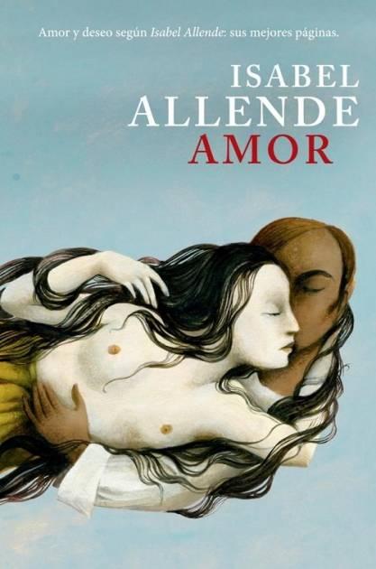 """Portada """"Amor"""" Isabel Allende"""