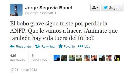 Captura Twitter - @Jorge_Segovia_B