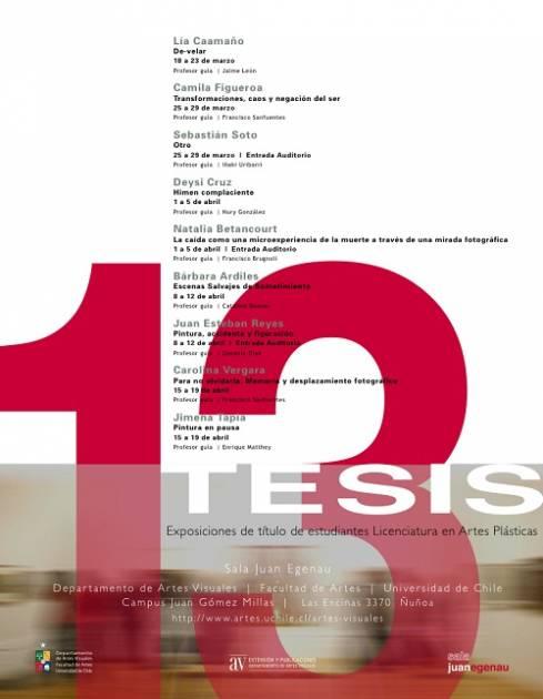 Tesis 13