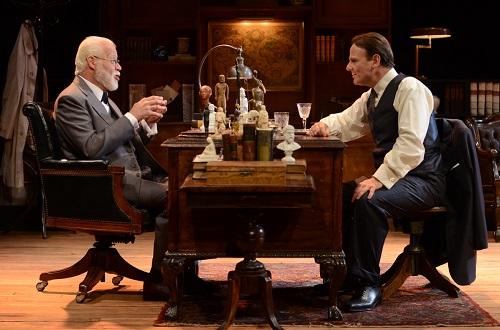 Última sesión de Freud