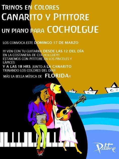 Un piano para Cocholgüe