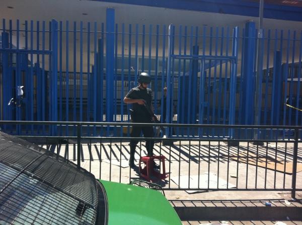Balacera en Santiago I | Rodrigo Pino (RBB)
