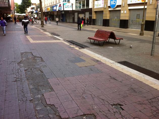Paseo Peatonal de Concepción | Alejandra