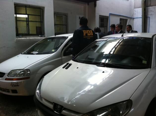 Autos incautados | Pedro Cid (RBB)