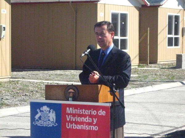 Ministro Pérez | Luis Villegas (RBB)