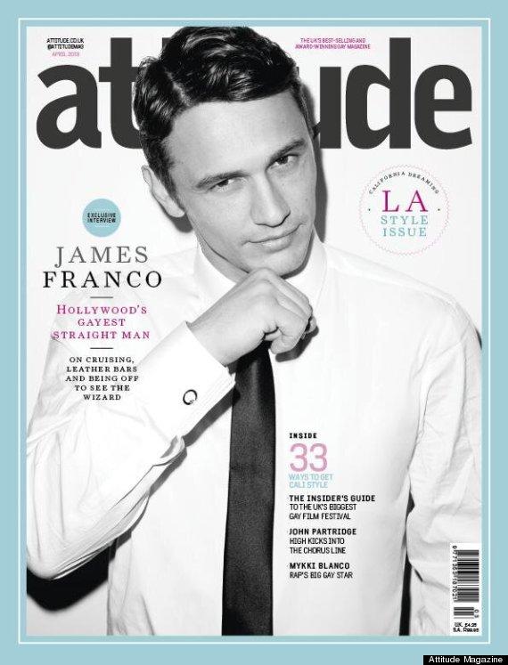 James Franco | Attitude