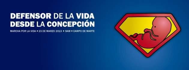 Facebook / No al aborto en Perú