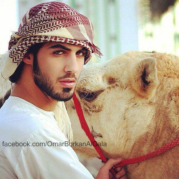 Omar Borkan Al Gala | Facebook