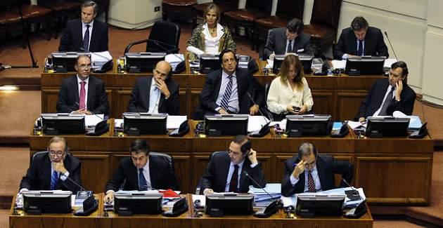 Bancada UDI | Pablo Ovalle/Agencia UNO