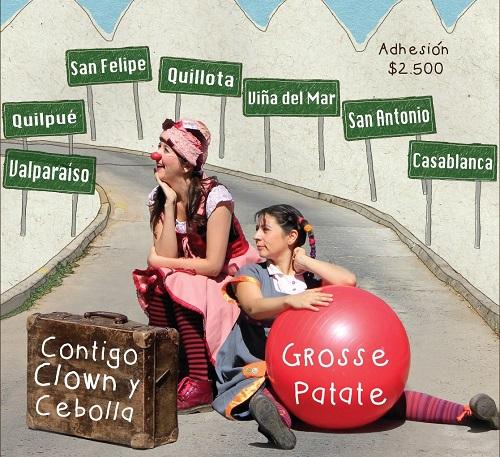 CUENTOS Y CLOWN