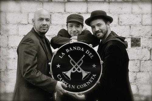 La Banda del Capitán Corneta | Foto 2012