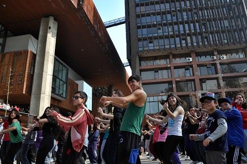 Danza en GAM | Crédito Riolab