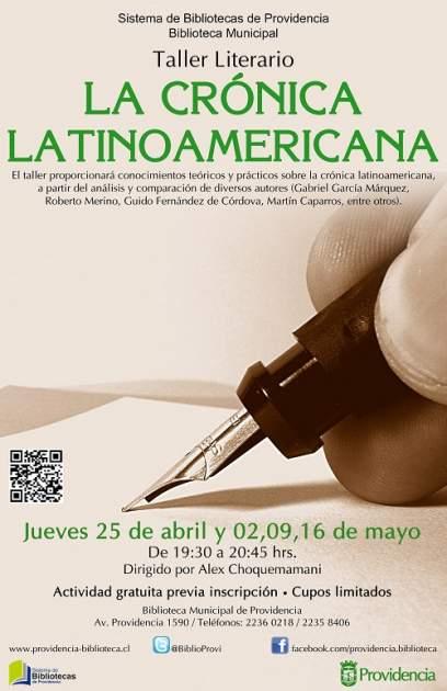 La crónica Latinoamericana
