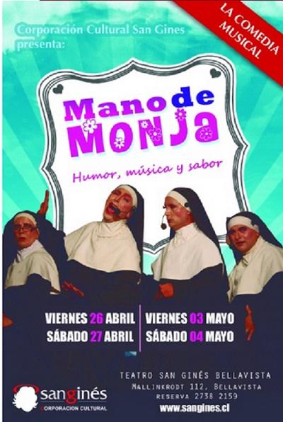Mano de Monja
